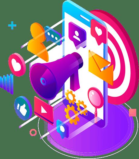 social media marketing services delhi
